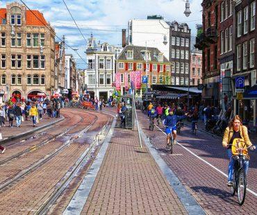 Kurze Erholung in Amsterdam? – Warum nicht!