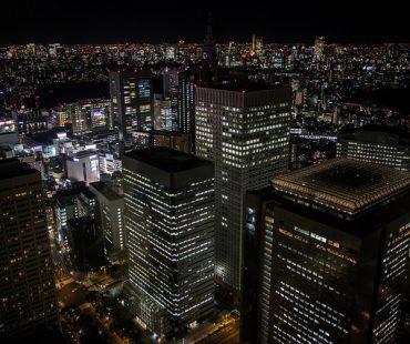 Andere Welt gesucht? – Richtung Tokyo?