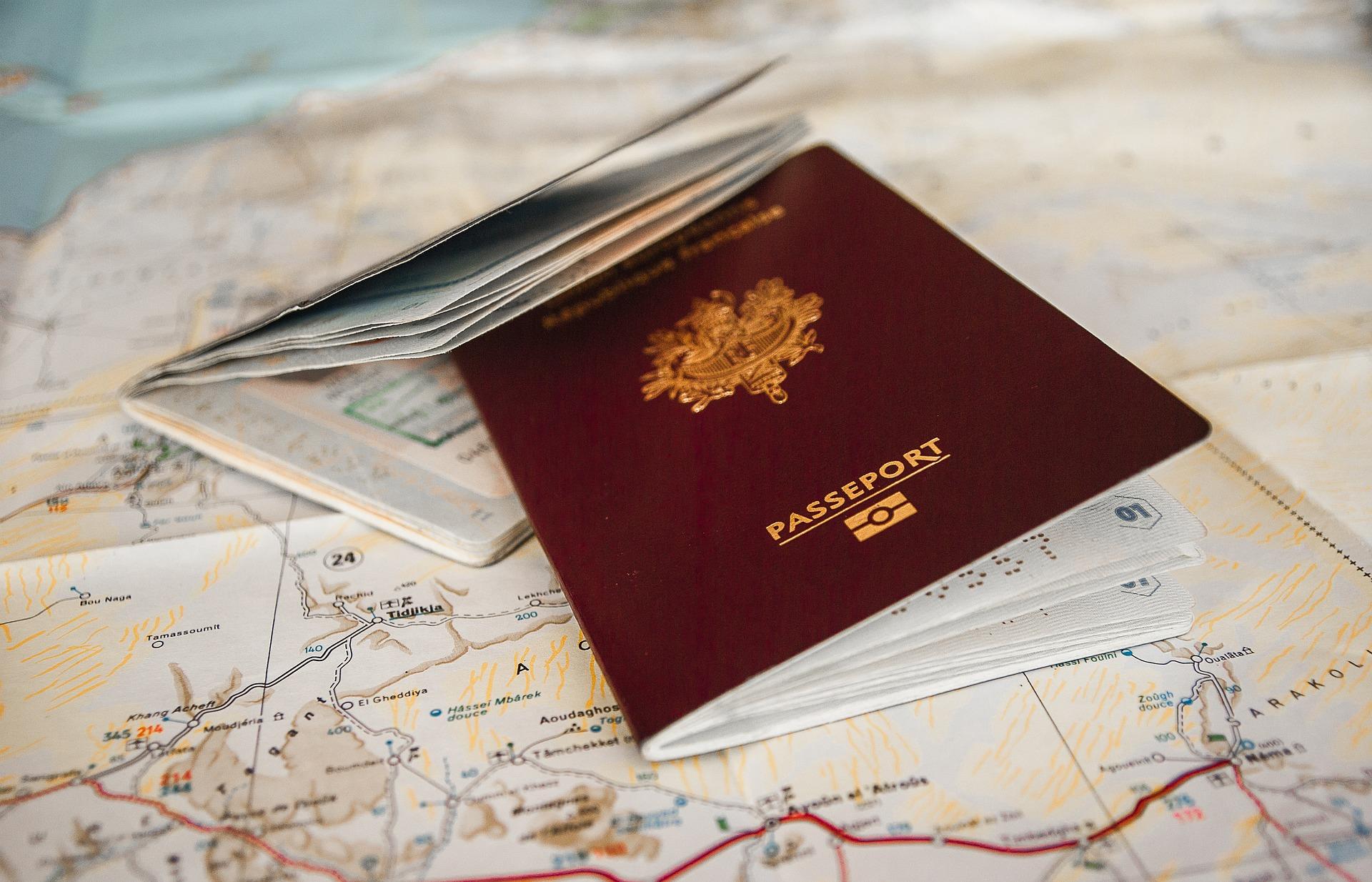 EU-Länder, in denen man einen Pass brauchen wird
