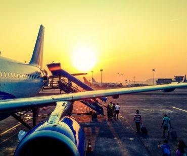 Gepäckversicherung während Flugreise
